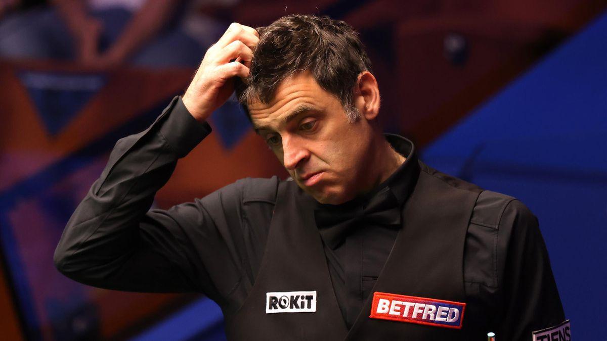 Ronnie O'Sullivan ist der Titelverteidiger bei der Snooker-WM 2021