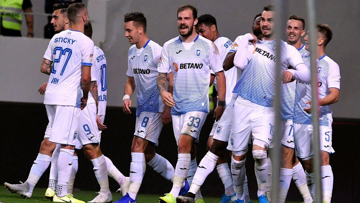 Universitatea Craiova - FC Viitorul 3-1