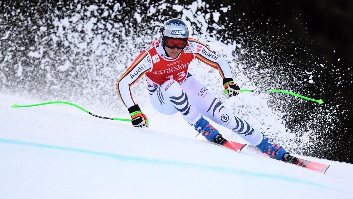Thomas Dreßen wurde für die Kandahar-Rennen in Garmisch-Partenkirchen nominiert