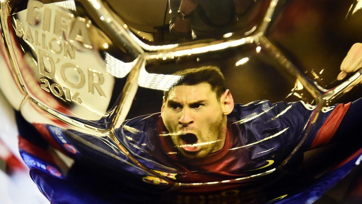 Ballon d'Or - Lionel Messi