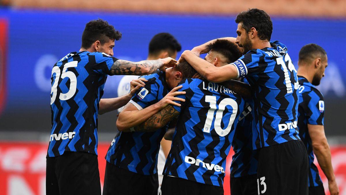 Inter-Sampdoria (Getty Images)