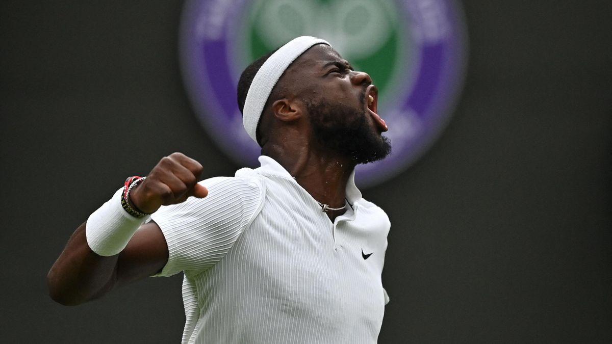 Frances Tiafoe, Wimbledon 2021, l'americano supera Tsitsipas a sorpresa