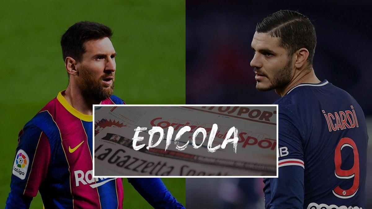 Messi-Icardi