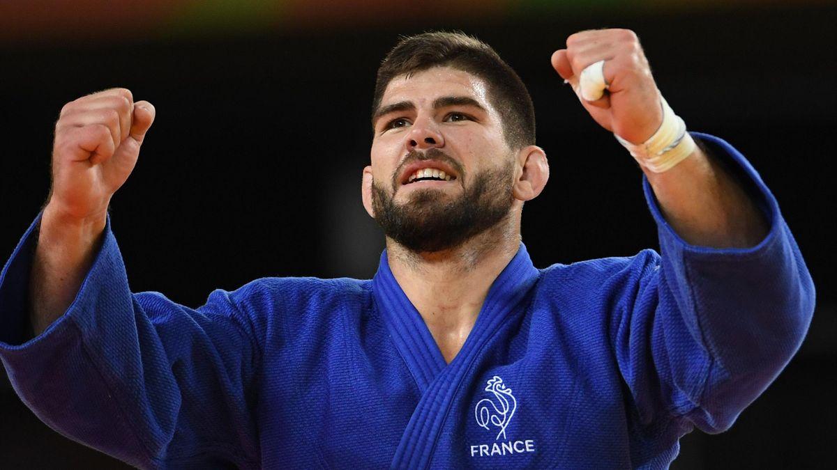 Cyrille Maret médaillé de bronze