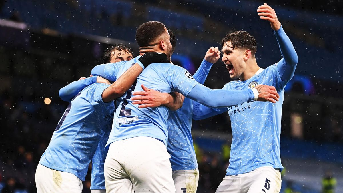 Manchester City zieht ins Finale der Champions League ein