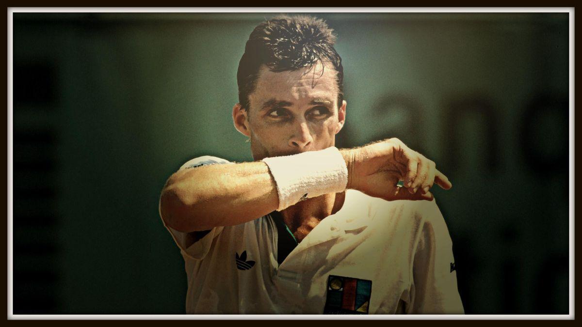 Ivan Lendl, l'ogre du circuit début 1989.