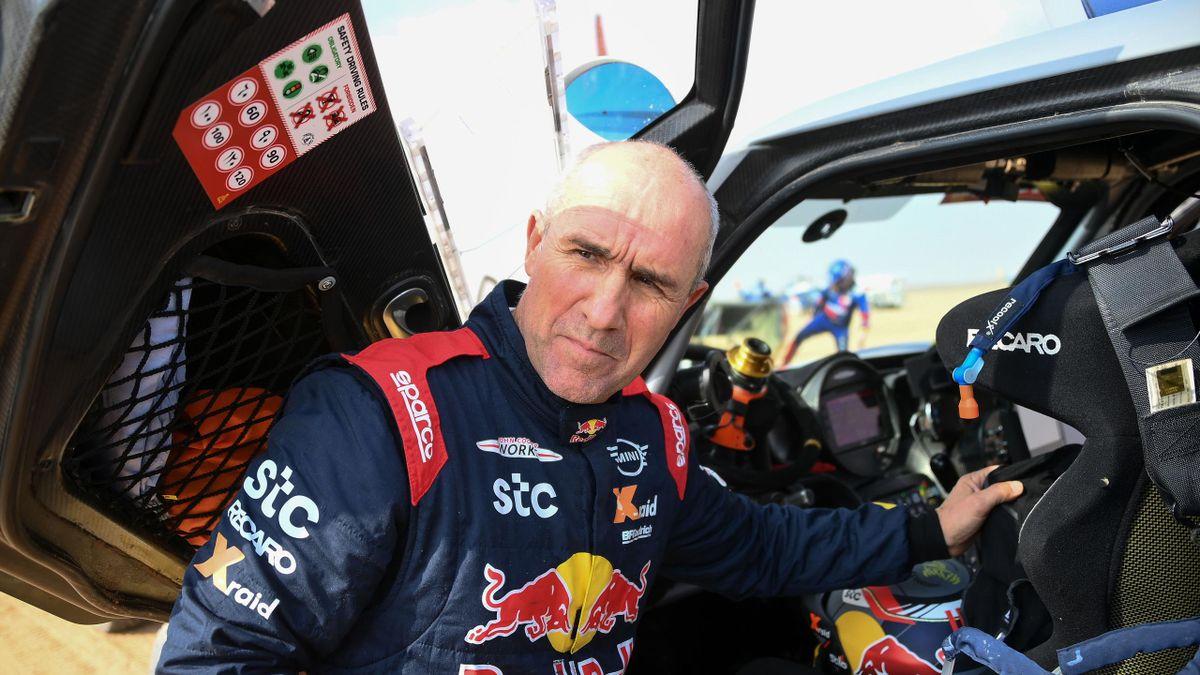 Peterhansel lässt seine Rückkehr zur Rallye Dakar offen