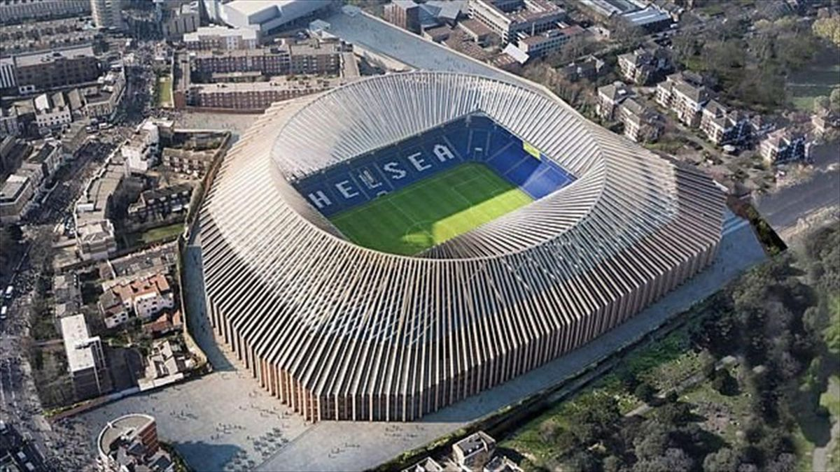 Noul Stamford Bridge, din nou un proiect fezabil