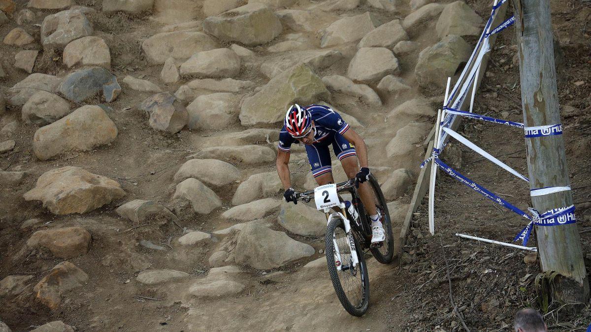 Julien Absalon visera une nouvelle médaille aux JO de Rio