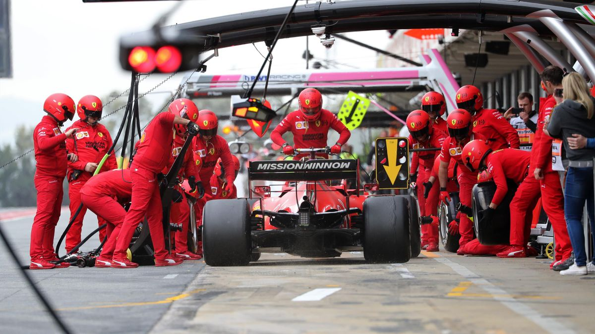 Ferrari a construit un ventilator pulmonar, denumit F15