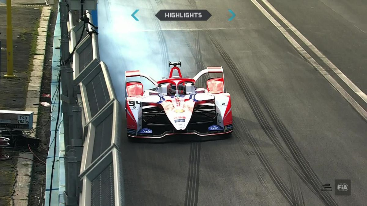 Course 1 : Vandoorne signe la pole position, Rowland craque sous la pression