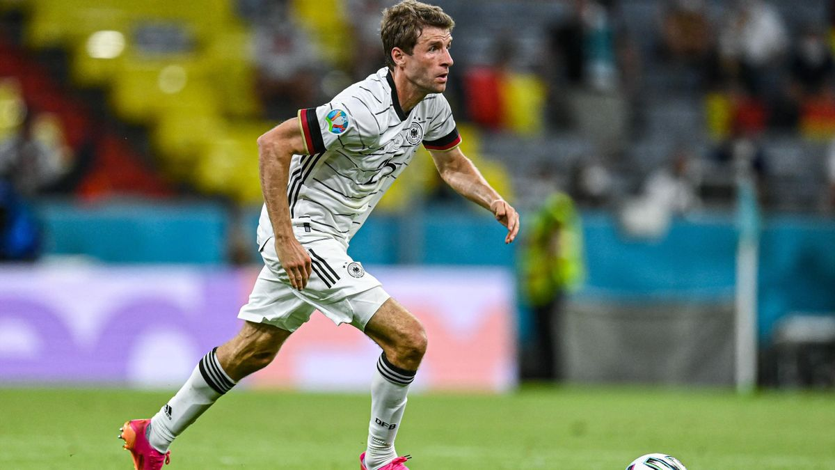Thomas Müller und die DFB-Elf haben noch alle Chancen auf das Erreichen des EM-Achtelfinals