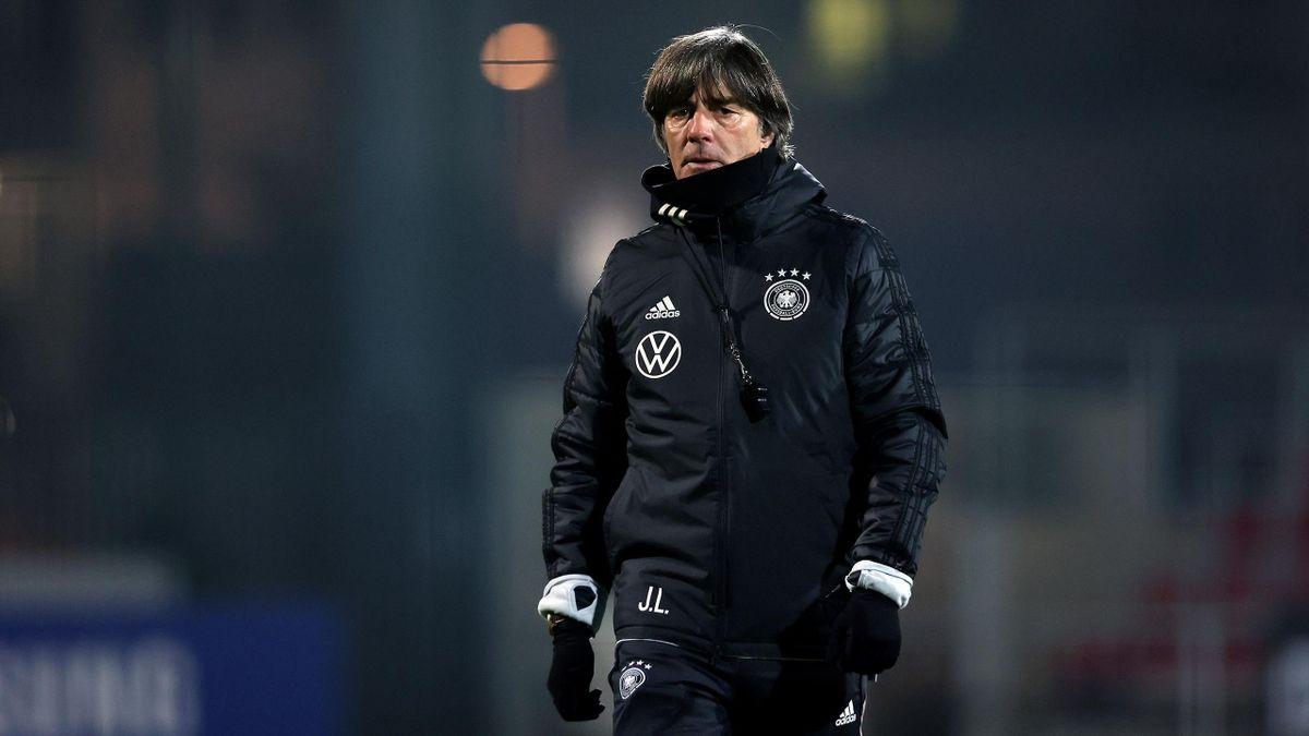 Wehrt sich gegen Kritik: Bundestrainer Joachim Löw