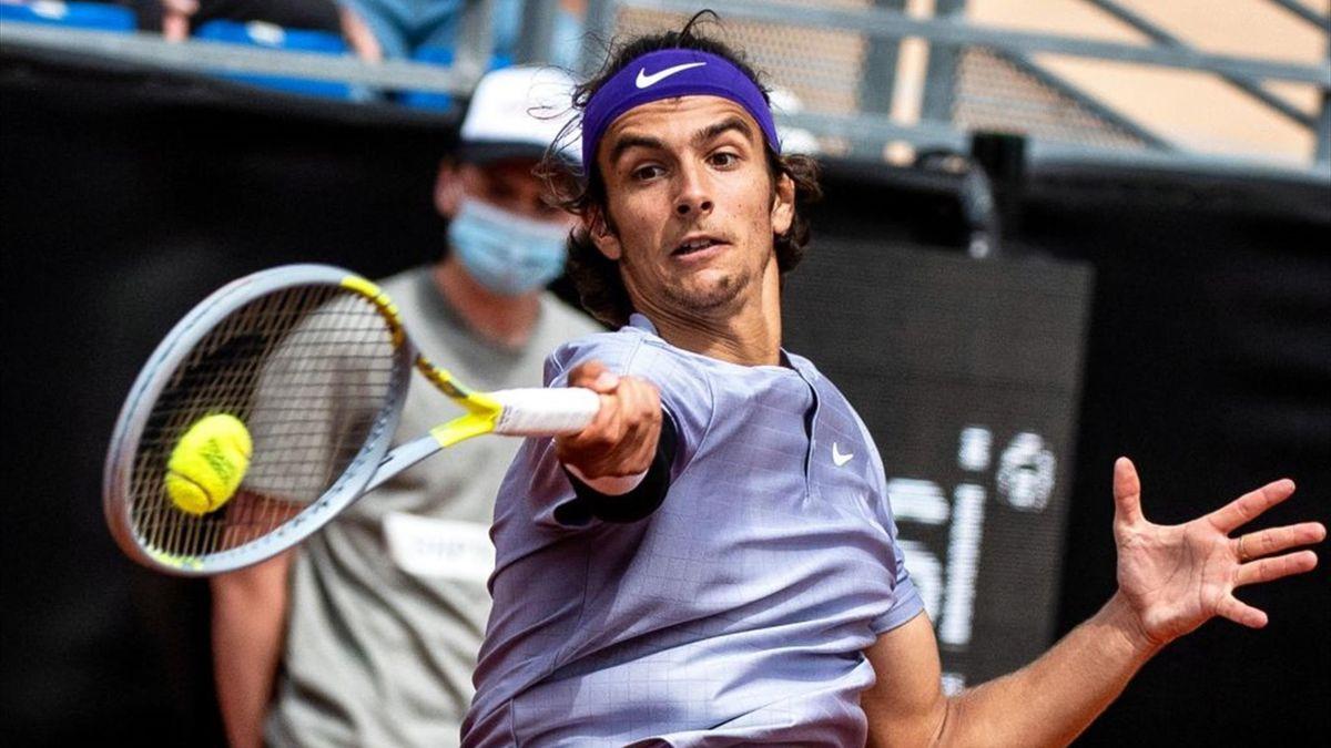 Lorenzo Musetti - ATP Lione 2021