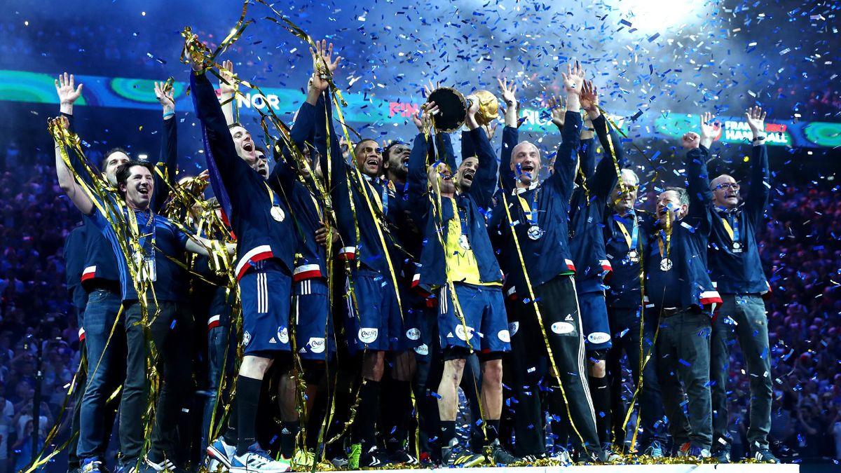 Handball-Weltmeister Frankeich