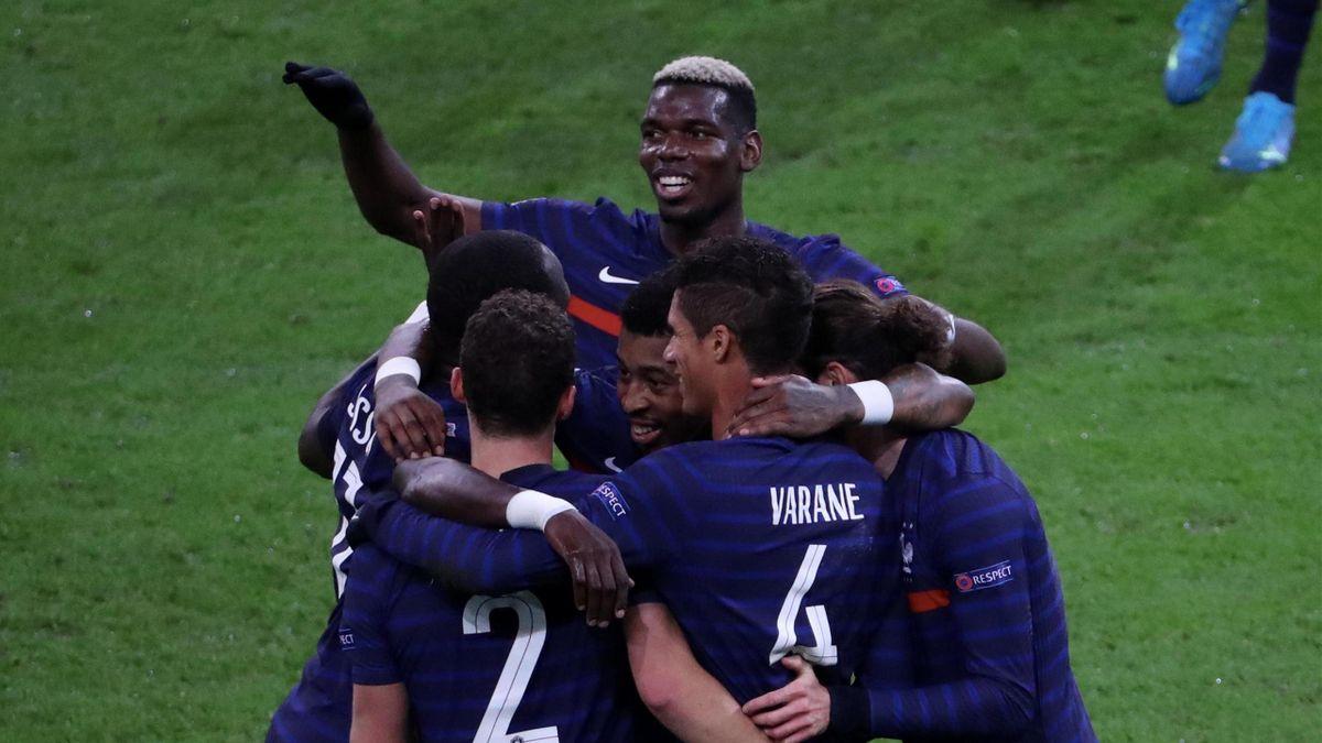 L Antiseche De France Suede 4 2 Horizon Bleu Et Route Degagee Eurosport