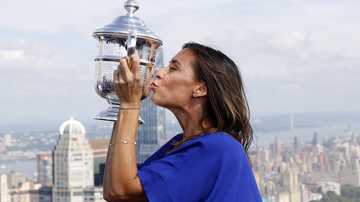 TOP 20 cele mai frumoase jucătoare de tenis: Flavia Pennetta