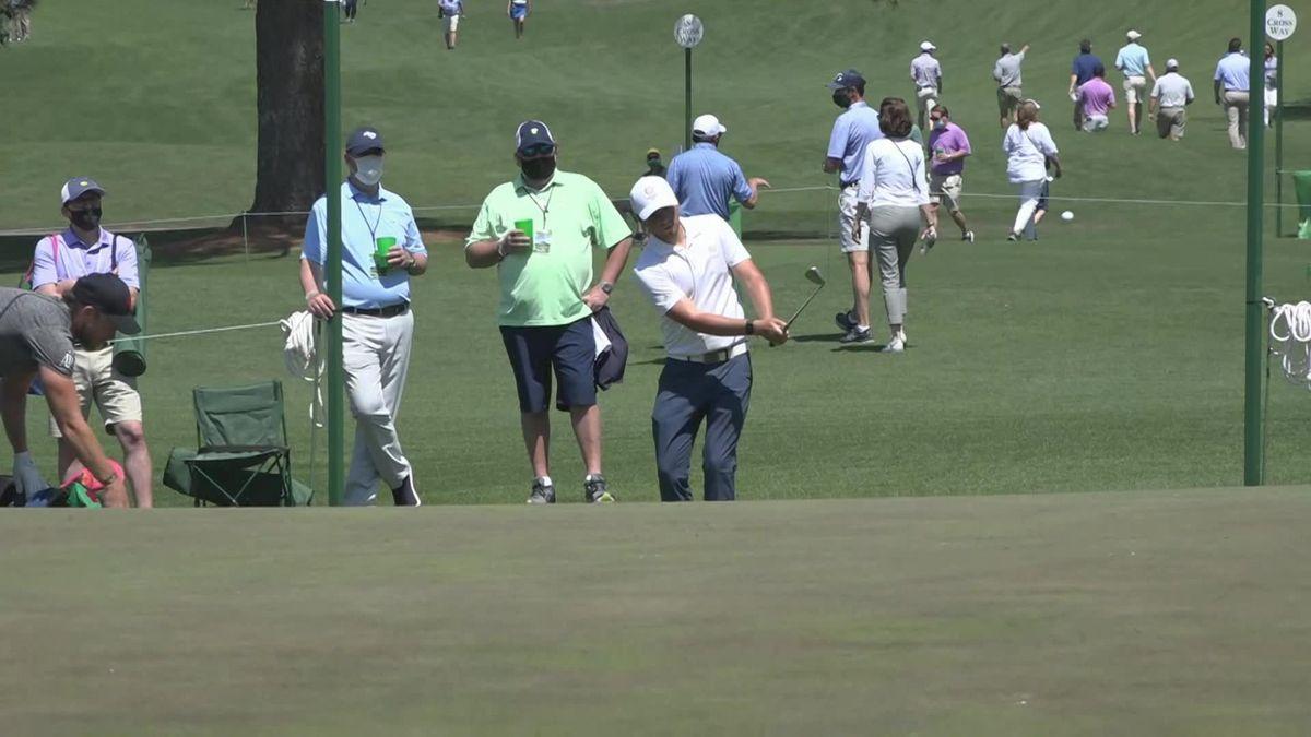 Golf TV Weekly : inside masters