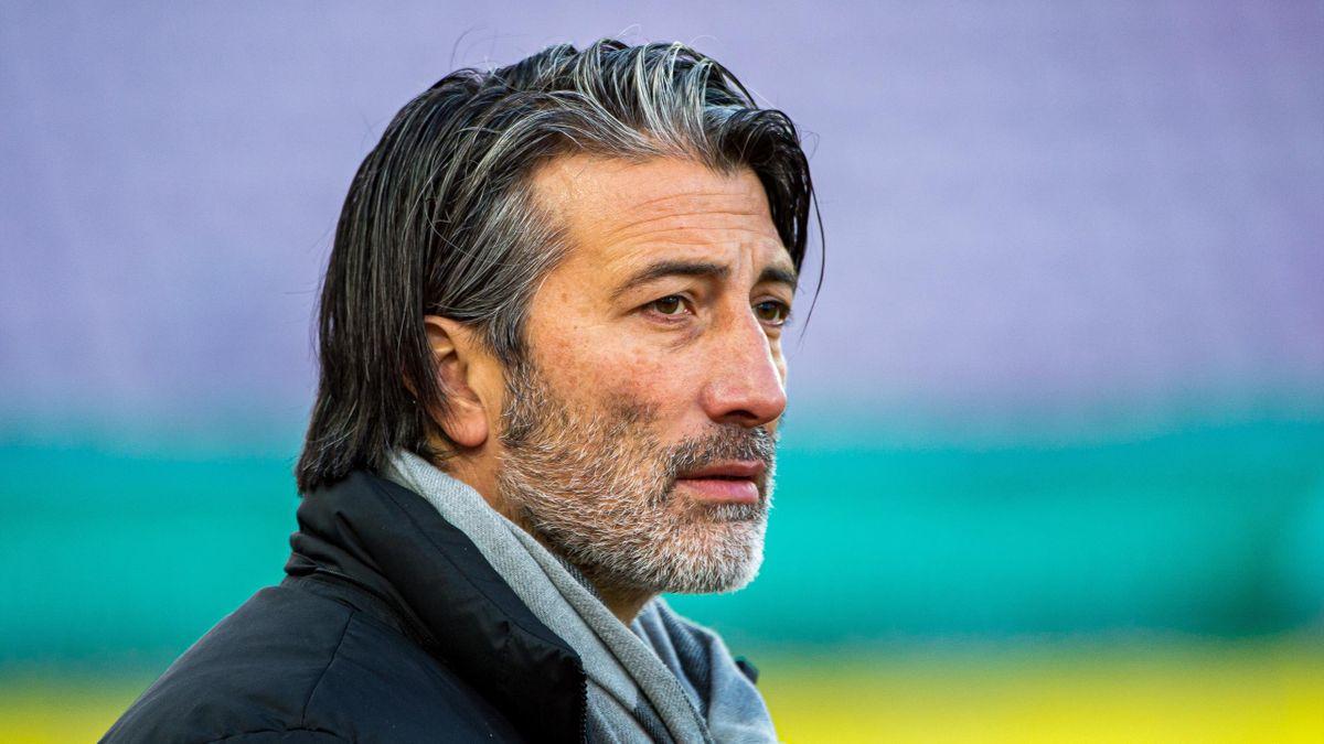 Murat Yakin arbeitet seit zwei Jahren in Schaffhausen
