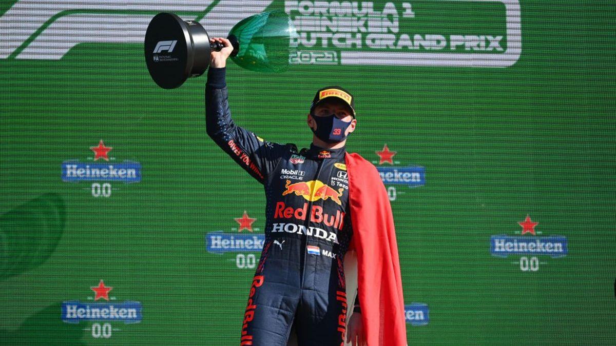 Max Verstappen (Red Bull) - GP of Netherlands 2021