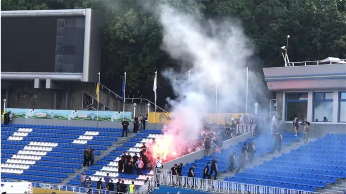 Fanii lui Dinamo Kiev i-au cerut demisia lui Mircea Lucescu