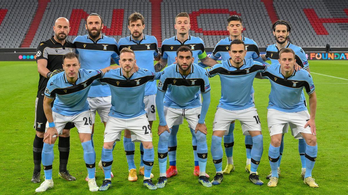Lazio, Champions League 2020-21