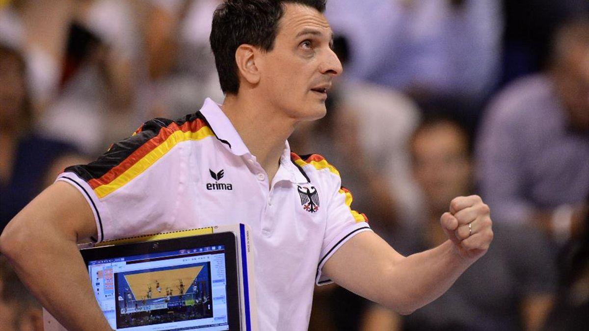 Deutscher Volleyball-Verband trennt sich von Guidetti