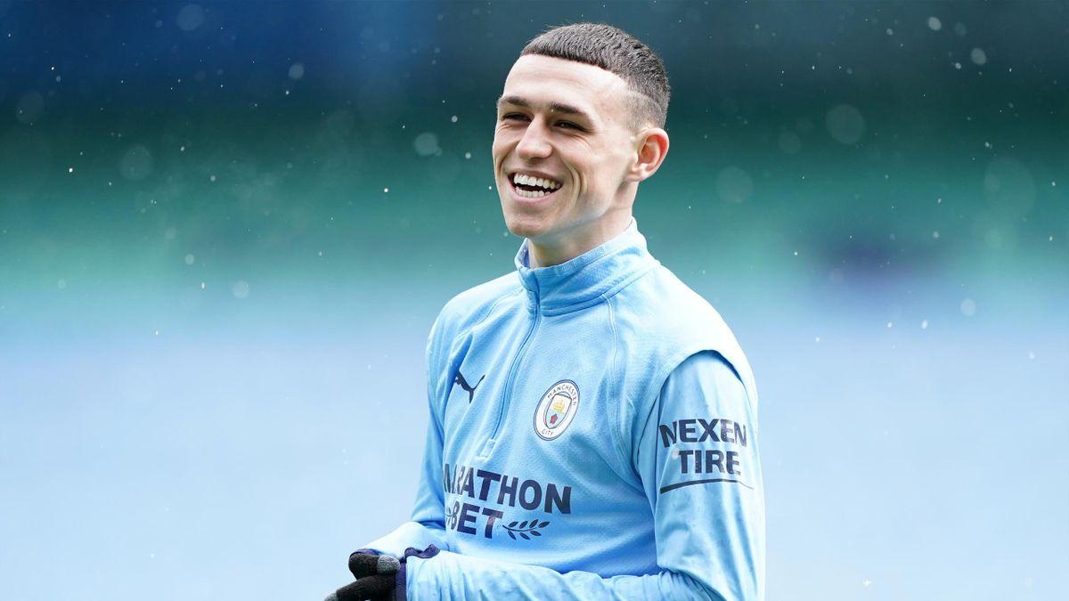 Phil Foden este cel mai talentat fotbalist crescut la Academia de la Manchester City