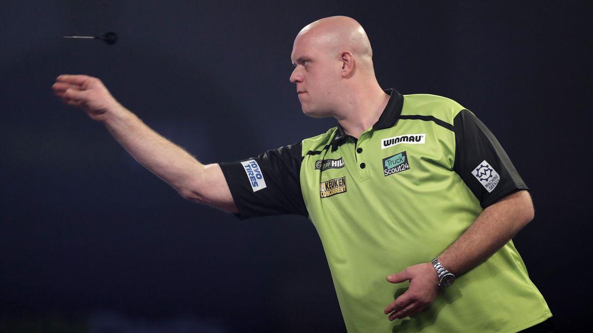Michael van Gerwen - Darts-WM
