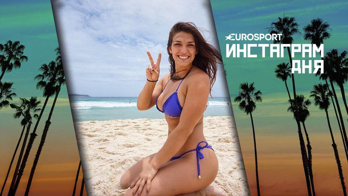 Бразильянка Маккензи Линн Дёрн – звезда UFC (фото, инстаграм)