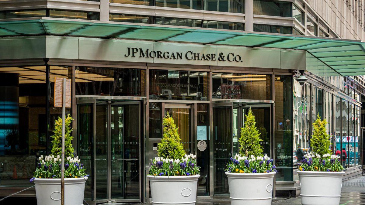 JPMorgan Chase Headquarter in New York