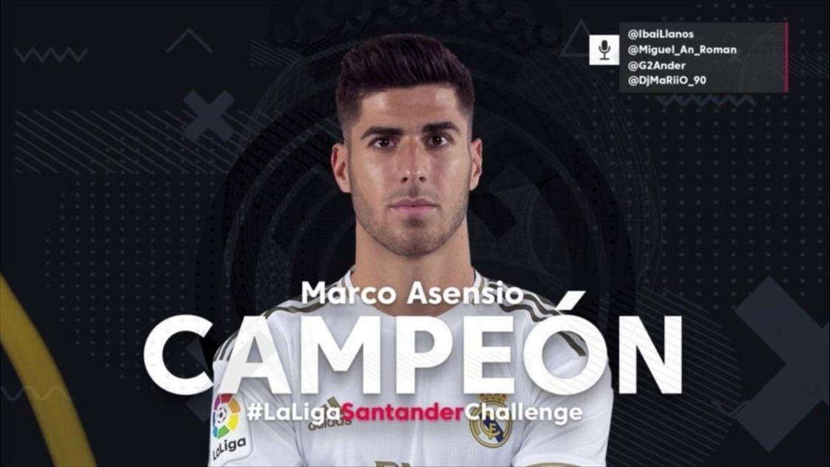 Marco Asensio Real Madrid FIFA 20
