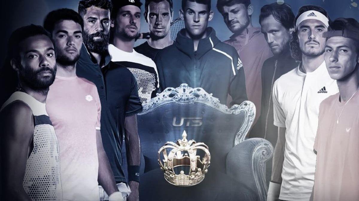 Върховният тенис шоуспектакъл