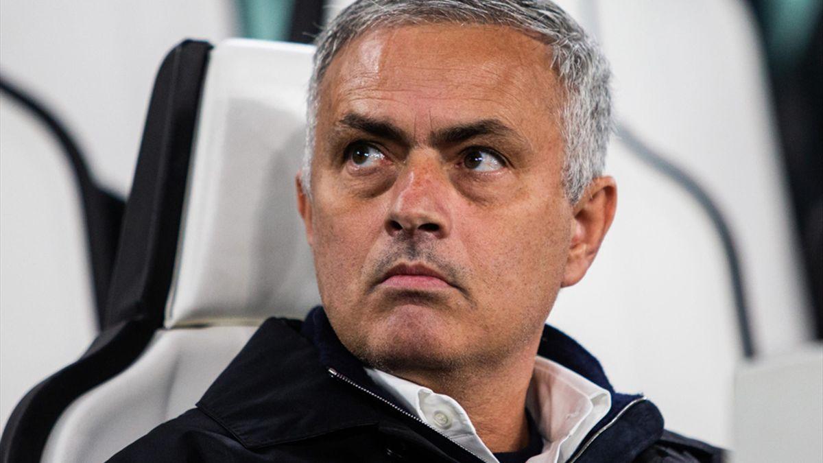 Jose Mourinho war vor Solskjaer Trainer von United