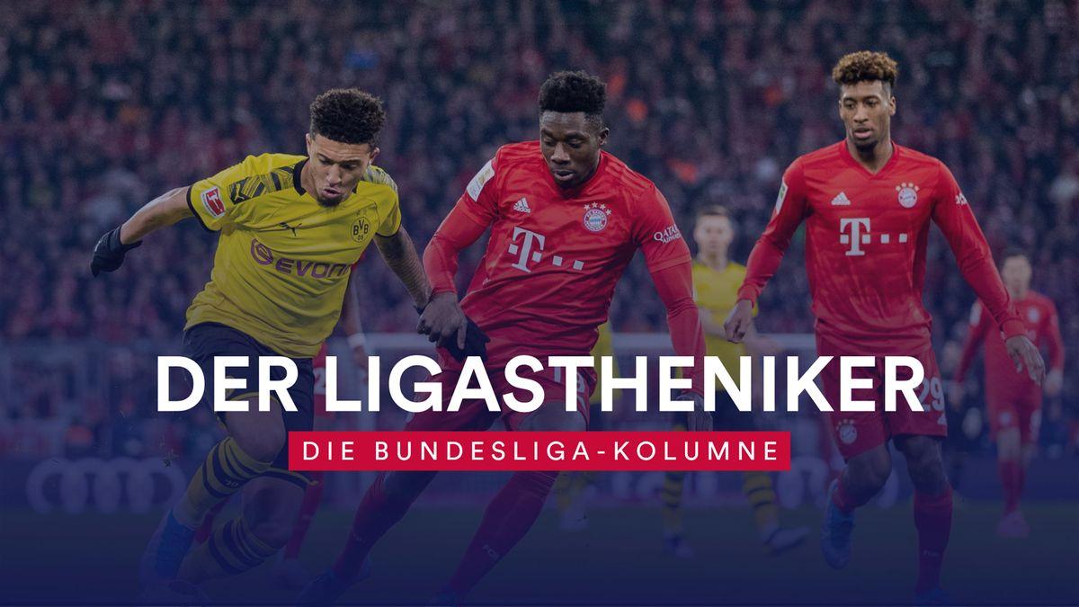 BVB gegen FC Bayern (Ligastheniker)