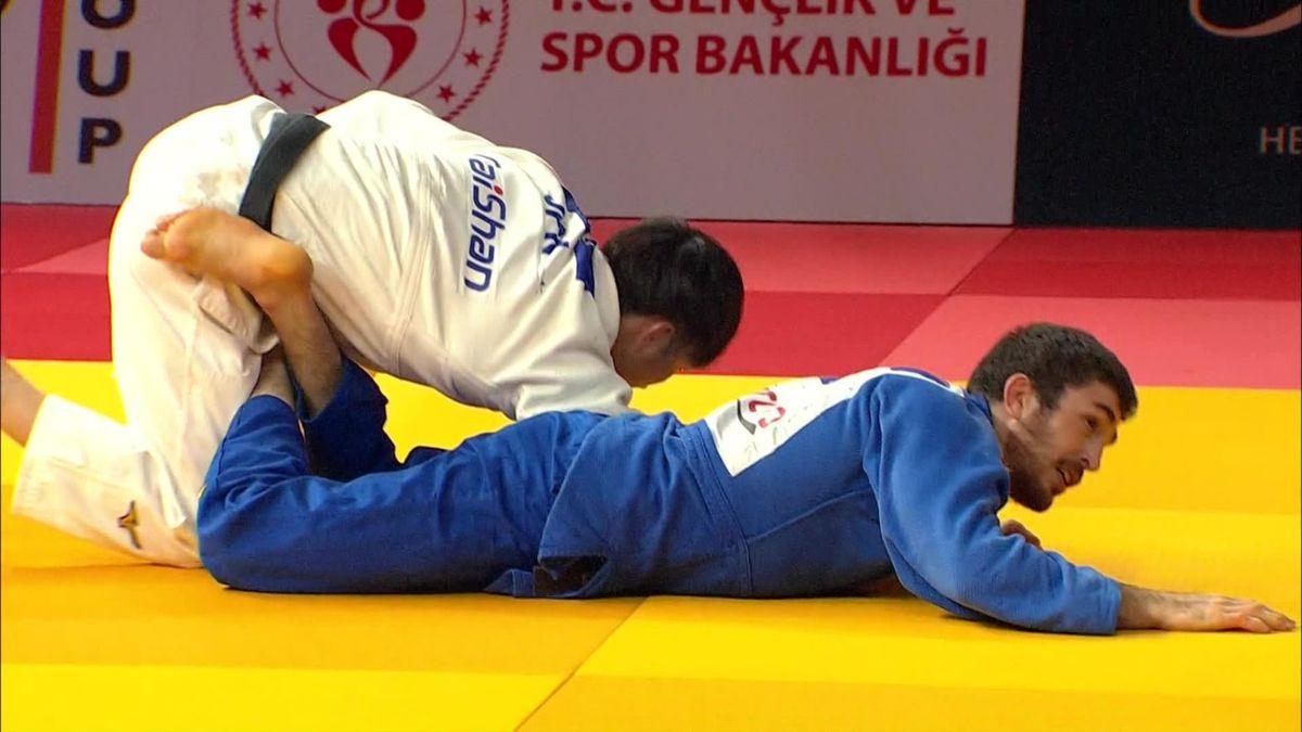 Grand slam Antalya: Plata de un Gaitero que plantó cara al bicampeón
