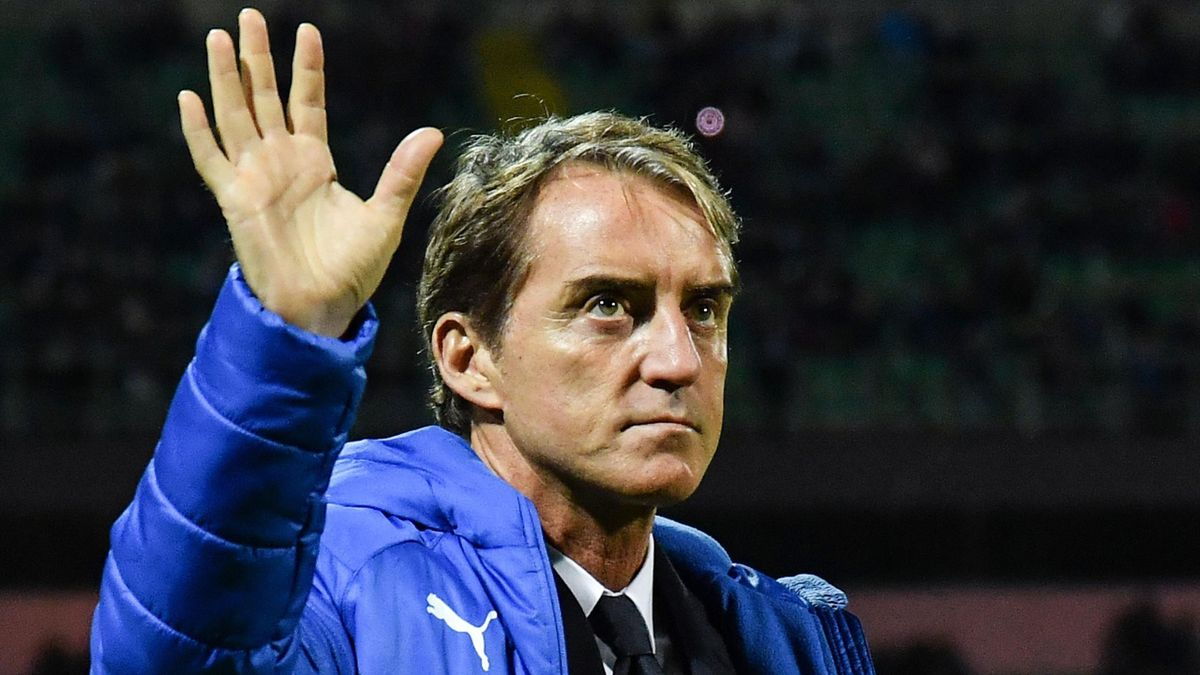 Roberto Mancini - Italia-Armenia - Euro 2020 qualifier - Getty Images