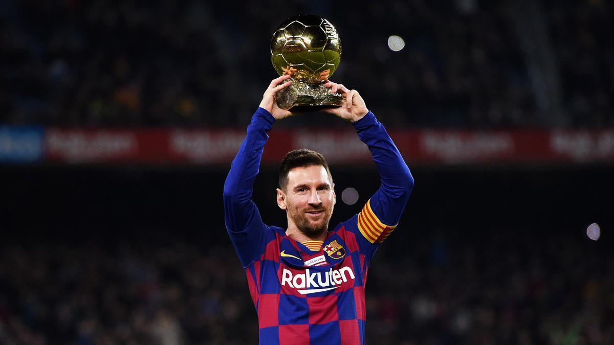 Lionel Messi a obținut în 2019 Balonul de Aur