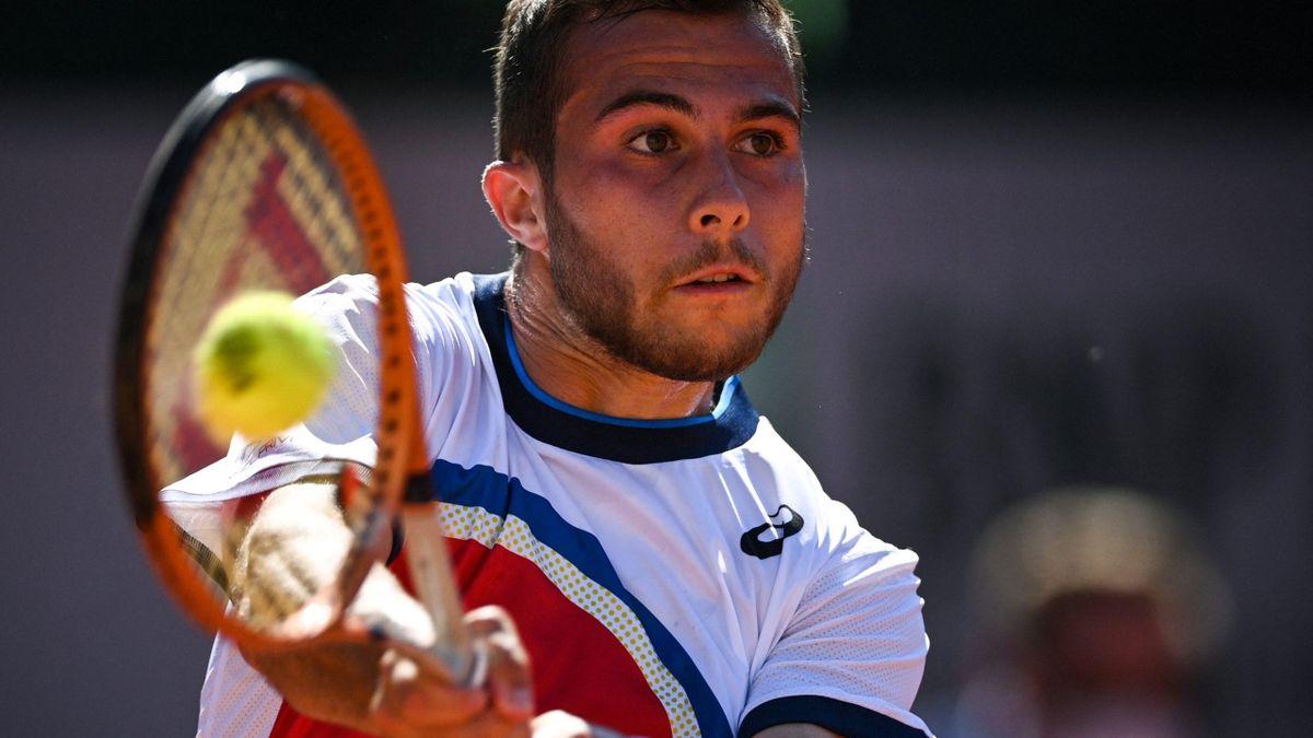 Hugo Gaston / Roland-Garros 2021