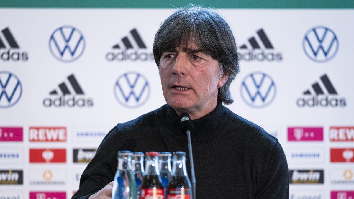 Joachim Löw, Bundestrainer