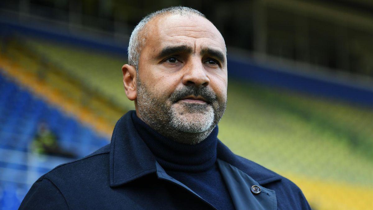 Parma-Torino, Serie A 2020-2021: l'allenatore del Parma Fabio Liverani (Getty Images)