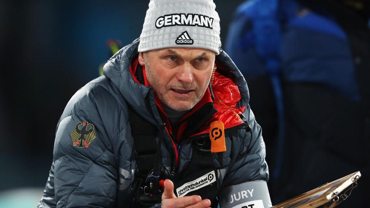 Neue Aufgabe für Gerald Hönig: Der ehemalige Frauen-Bundestrainer kümmert sich ab Mai um die österreichischen Biathletinnen