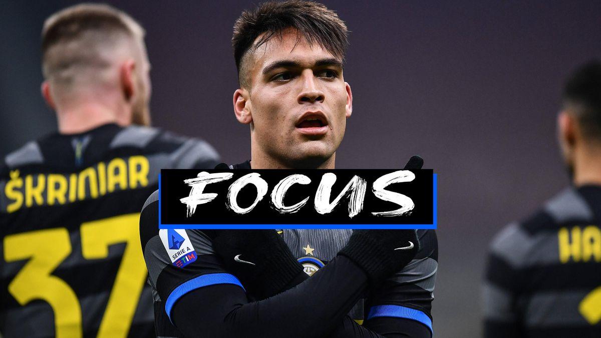 Focus - Lautaro Martinez - Inter