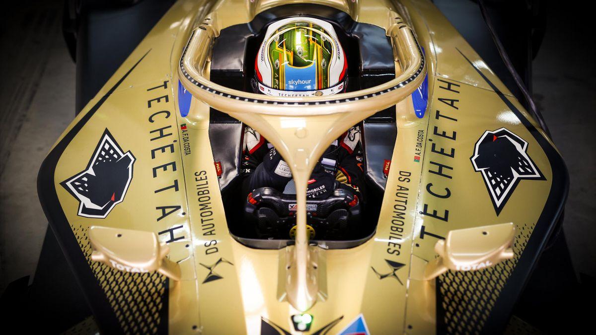 Antonio Felix da Costa stretches his lead as Formula E resumes