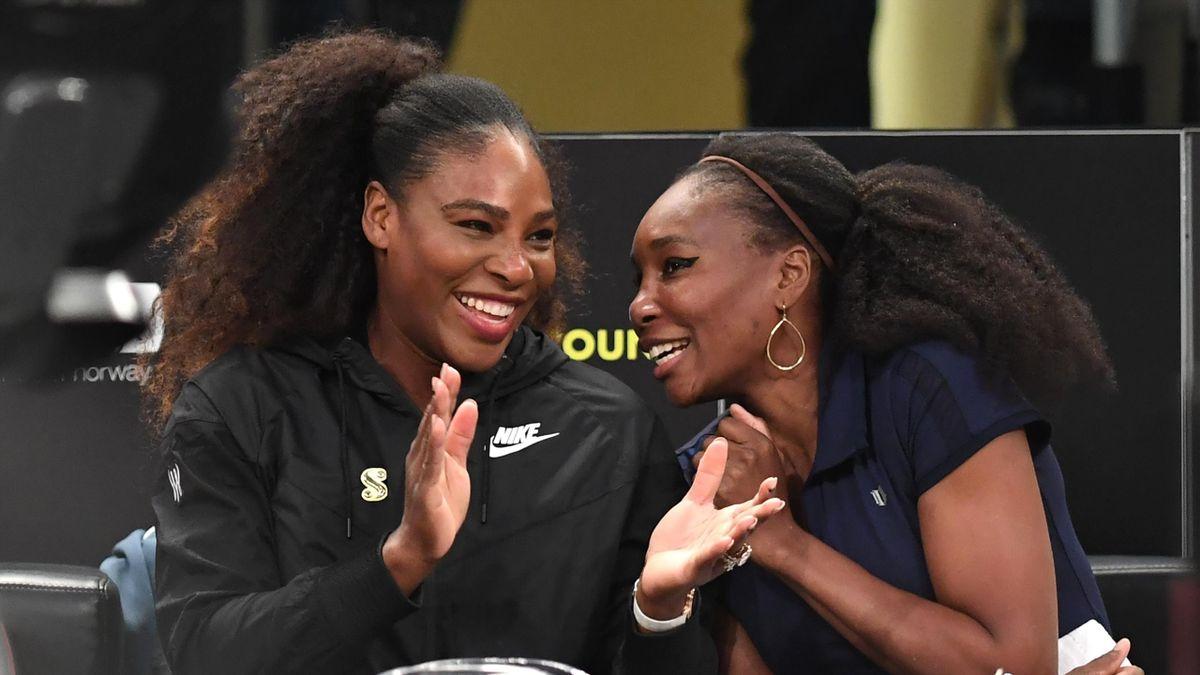 Serena și Venus Williams, adversare în turul doi la Lexington
