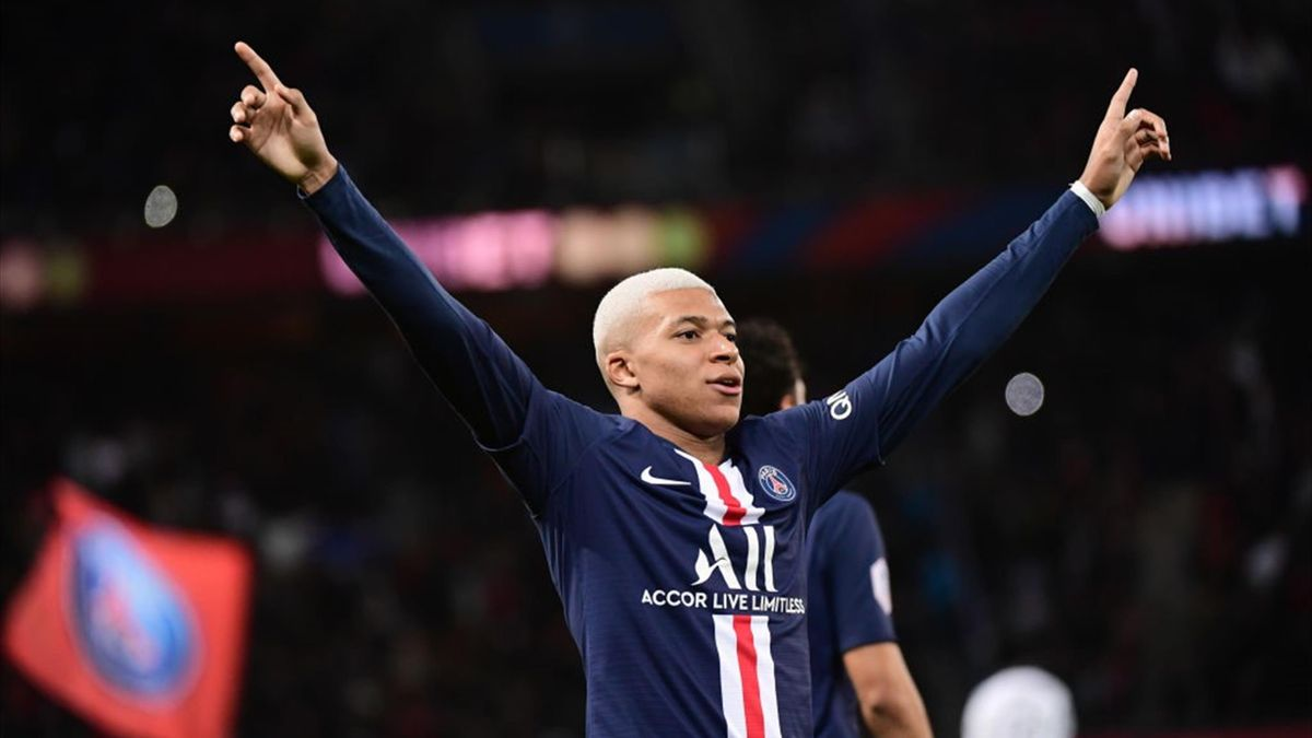 mbappe record