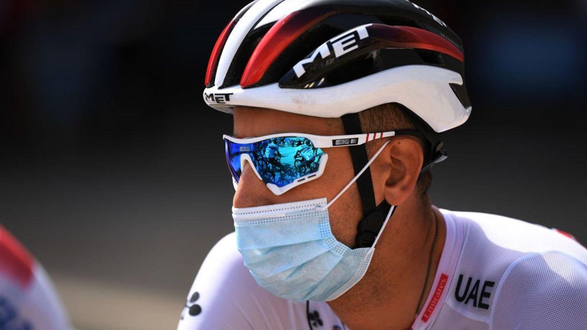 Fabio Aru - Vuelta a Burgos 2020, stage 1 - Getty Images