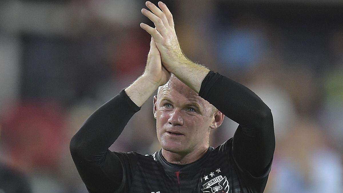 Wayne Rooney, DC United