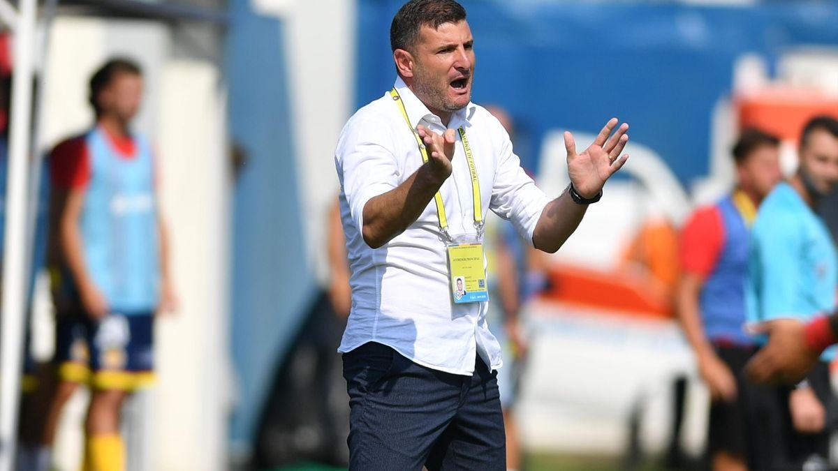 Laszlo Balint, antrenorul celor de la UTA Arad