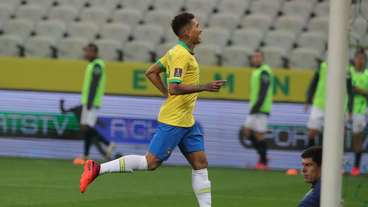 Zwei Tore gegen Bolivien: Roberto Firmino
